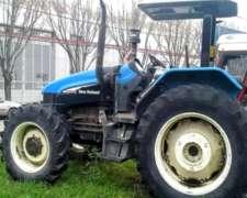 New Holland TS120 DT año 2005. L/3 Ptos./tma de Fuerza + DH