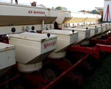 Sembradora Giorgi G-6000 14 a 70 Cms.