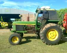 John Deere 4530 Impecable