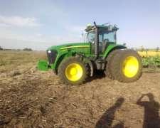 Tractor John Deere 7230 J Exelente 3200hs Piloto Automático