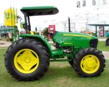 Tractor John Deere 5075ed