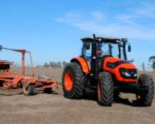 Tractor Hanomag Tr195c/a 190hp 4wd Agricola