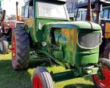 Tractor Deutz 55 con Cabina
