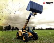 Manipulador Telescópico Tbeh MT37