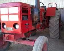 Tractor Agrícola Fahr 86 2114