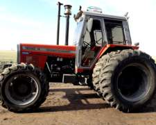 Massey 1660 Doble Traccion - 160 HP. Climatic - Duales