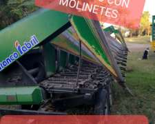 Maicero Franco Fabril 12/52 Mod. 2013 con Molinetes