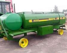 Tanque de Combustible Combinado 3000lts