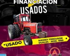 Massey Ferguson - Duales . Mod. 1999