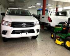 Toyota Hilux Todas Las Versiones