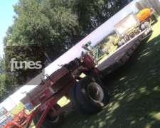 Transportador Hidráulico Chaton Usado / Funes