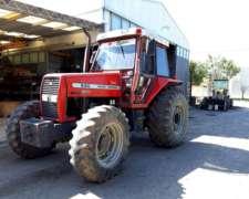 Tractor Massey Ferguson 630 D/T con Cabina