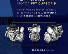 Motor FPT Cursor 9