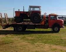 Transporte De Tractores, Maquinaria, Mercaderías