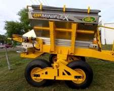 Fertilizadora SR DPX Miniflex 3000 Arrocero