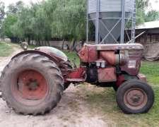Tractor Deutz Fahr A46 con 3 Puntos Toma de Fuerza y Enganch