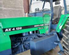 Tractor Deutz 4.120 Sincron