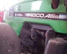 Tractor Agco Allis 6.135 2011 4X4