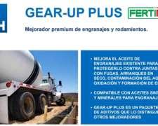 Gear UP NCH Mejorador Premium de Aceites P/ Engran y Rodam