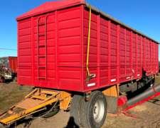 Oportunidad Acoplado para Transporte de Cereales.