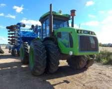 Tractor Pauny 500 C, con Piloto Plantium SBOX7 Tres Arroyos