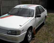 Peugeot 405 MI 16 de Rally