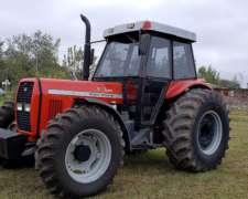 Tractor Massey Ferguson 297 - 1º Mano