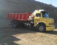Camion con Hidrohrua N5000