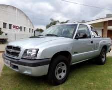 S 10 C/simple STD + A.ac 2.8 TDI 4X2 año 2008, Impecable