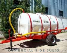 Acoplado Tanque Estiercolero con Bomba Lobular Secman M-6000