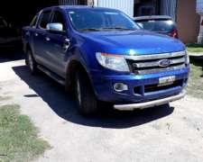 Ranger 2013 4x4 Buen Estado