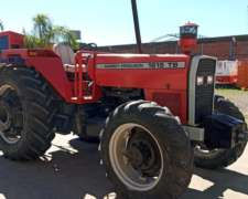 Massey Ferguson 1615 4X4 con 3 Punto