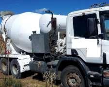 Mixer Hormigonero Scania 6x2 Trompo De 7 M3