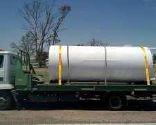 Servi-carga Transporte Sobre Plataforma