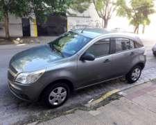 Chevrolet Agile 2010, Aa, Dh Y Alarma. Cd C/mp3 Y Bluetooth