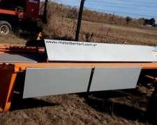 Desmalezadora Metalbert 3.40m de Corte