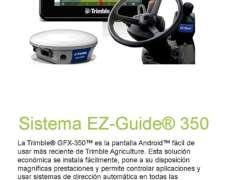 Mapeador GFX350 + Piloto Automatico EZ Steer