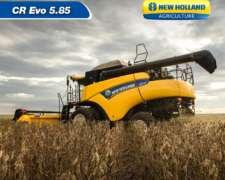 Cosechadora New Holland CR 5.85 / 6.80 / 7.90 / 8.90 / 10.90