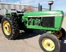 Tractor John Deere 3530 año 1976