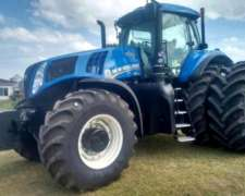 Oportunidad Financiación Tractor New Holland