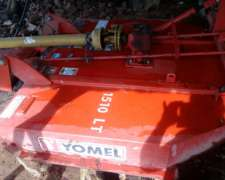 Desmalezadora Arrastre Yomel 1510 Lt