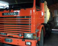 Camion Scania 112 H