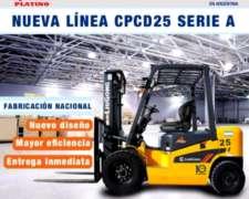 Liugong Autoelevador Cpcd 25 Serie a