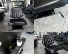 Asiento Tractor Oferta Suspension Butaca Universal