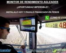 Monitor de Rendimiento AG Leader. Oportunidad