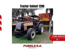 Tractor Valmet 1280 1999 Financiación en Pesos