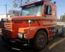 Scania T112h Tractor Puede Salir con Plato