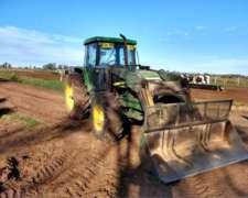Tractor John Deere 6605