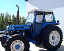 Tractor New Holland Ford 7630