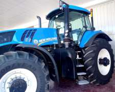 Tractor New Holland T8 380,nuevo